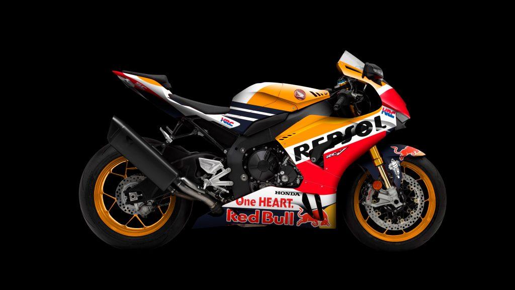 CBR1000RR-R MotoGPレプソルカラー